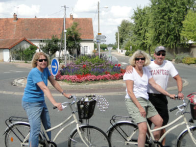 Biking in Beaulon