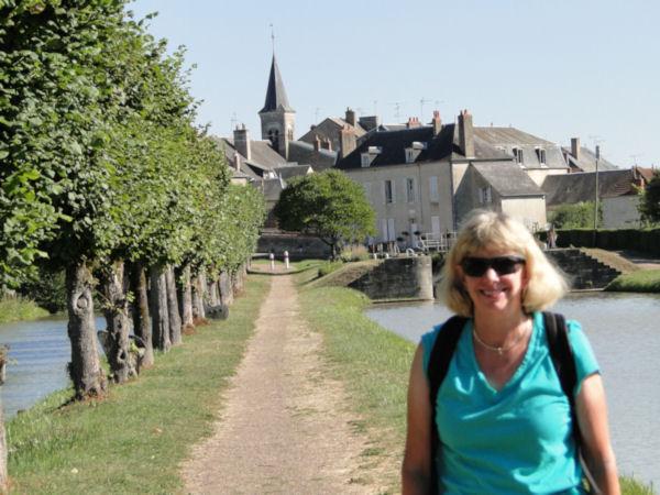 Jill in Châtillon-en-Bazois