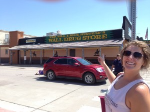World famous Wall Drug Store