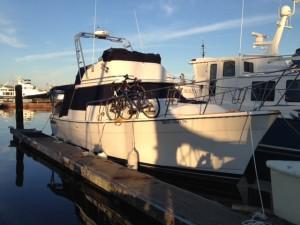 In Eagle Harbor