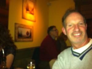 Selfie of Jay Inslee and Henry Warner
