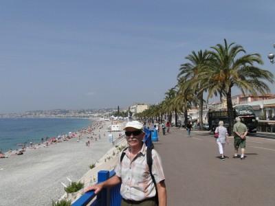 The Nice Promenade des Anglais