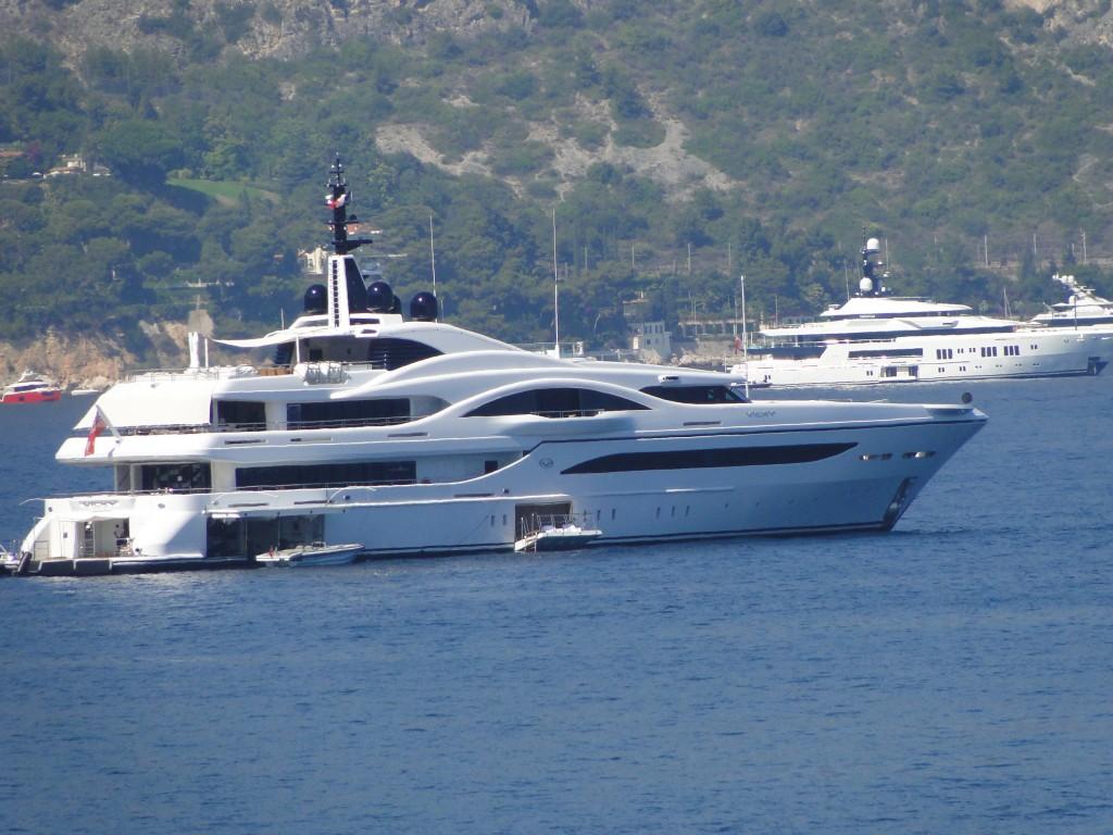 Jill's favorite yacht