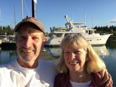 Henry & Jill  Boating 2020