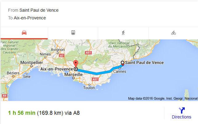 Aix en provence and saint r my de provence day 19 - Bureau de poste la rotonde aix en provence ...