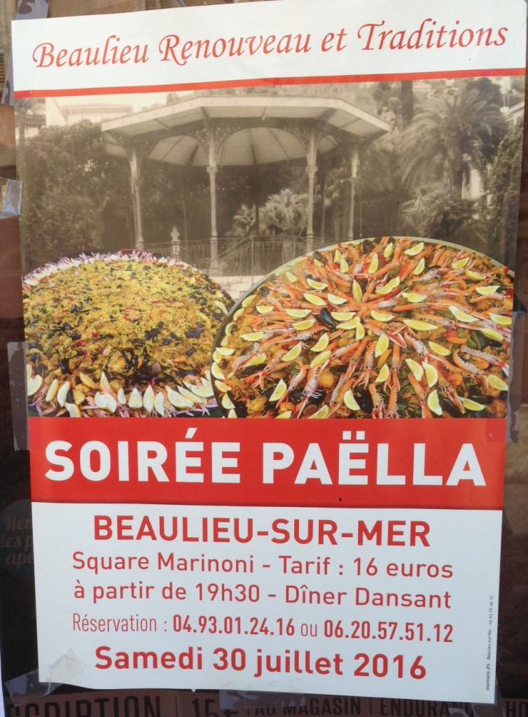 Looking forward to more paella - the perfect meal!